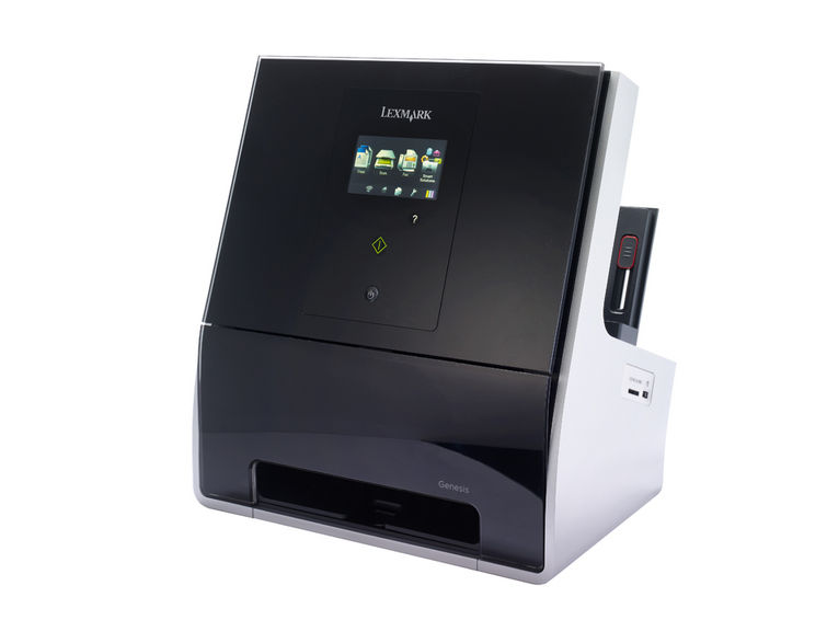 Genesis S815 A Compact Multifunction Printer From Lexmark