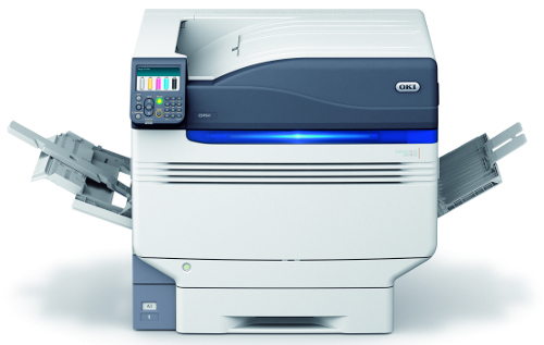 photo of the oki es9541 digital led A3 printer