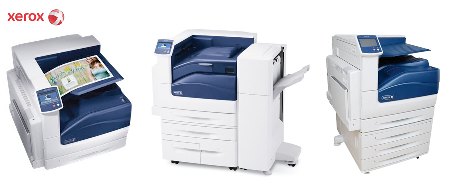 xerox phaser 7800 a3 graphics printer