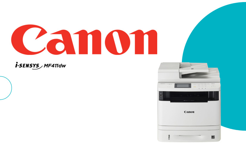 Canon i-SENSYS MF411dw A4 Multifunction Printer