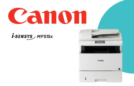 Canon i-SENSYS MF515x A4 Multifunction Printer
