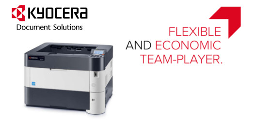 Kyocera ECOSYS P4040dn A3 Multifunction Printer