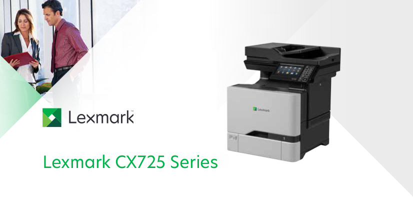 Lexmark CX725 Series A4 Multifunction Printer
