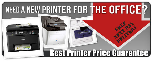 Best prices on web for office laser printers!