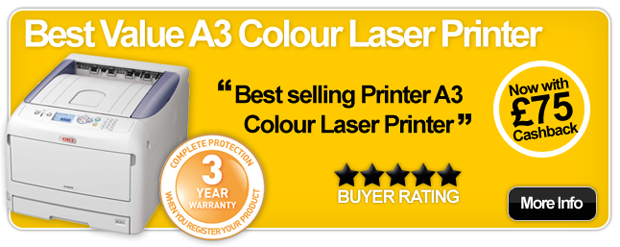Best Selling A3 colour laser printer! 5/5 from Buyers!