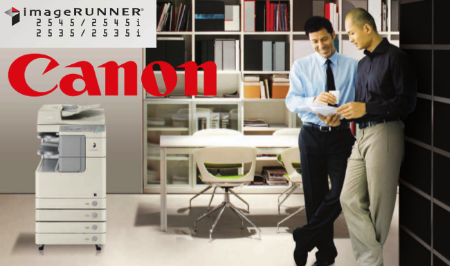 Canon imageRUNNER 2545 series A3 Multifunction Printer