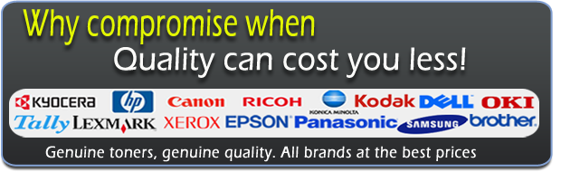 Why compromise when quality can cost you less at Printer Experts!