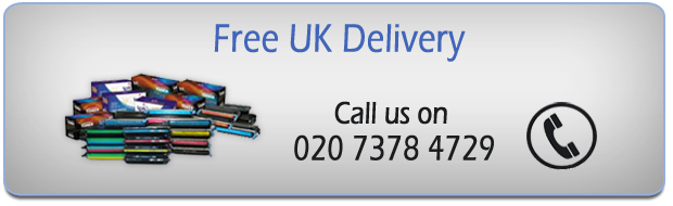 Free next day UK delivery on all toner cartridges
