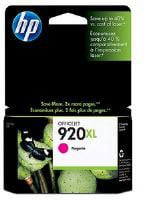 920XL Magenta Officejet Ink Cartridge (Yield 700 Pages) for the HP Officejet 7500a A3+ Multifunction Printer