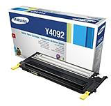 Yellow Toner Cartridge (1000 pages) for the Samsung CLP-315 A4 Colour Laser Printer