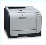 HP CP 2025DN Duplex Printer