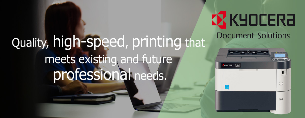 Kyocera Printers - All Printers and models available from