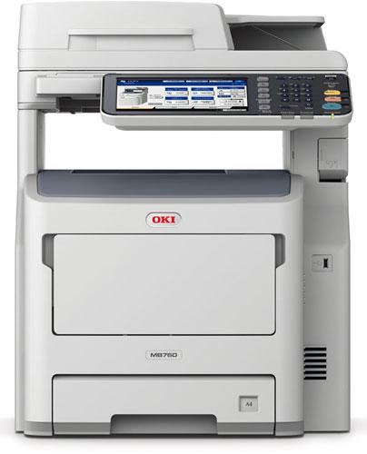 OKI MB760dnfax