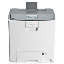 Lexmark C748de Colour Laser printer
