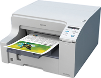 Ricoh GX e3300n A4 Colour Laser Printer