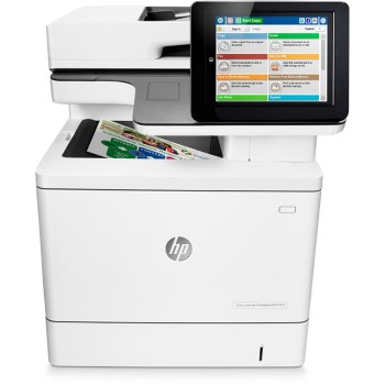 HP LaserJet Enterprise Flow M577dn