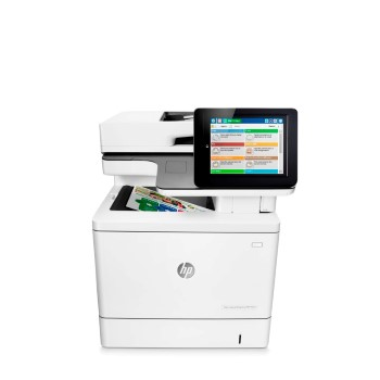 HP LaserJet Enterprise Flow M577f