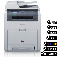 Samsung CLX-6220FX Multifunction printer