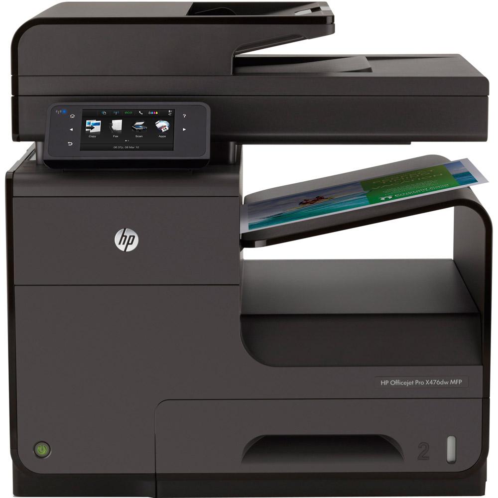 Hp Officejet Pro X476dw A4 Multifunction Printer