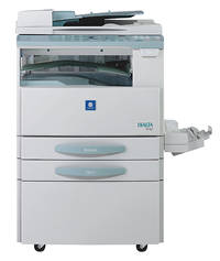 Konica Minolta DiALTA Di 152 Copier Multifunction printer