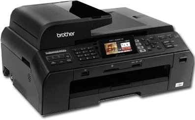 brother mfc 5895cw a3 multifunction printer. Black Bedroom Furniture Sets. Home Design Ideas