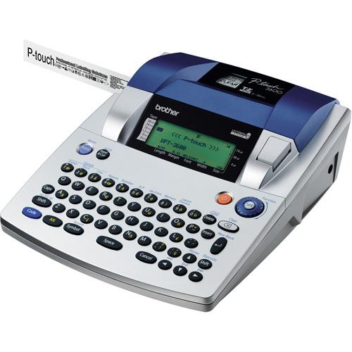 Brother Pt 3600 Label Printer