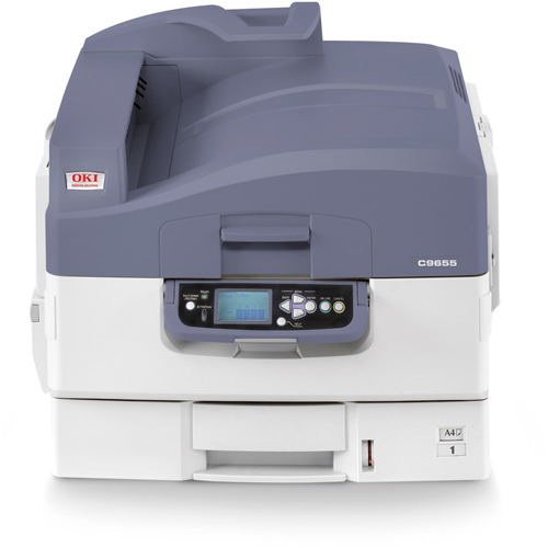 Oki C9655dn Colour Laser printer