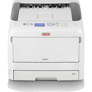 Oki C823dn Colour Laser printer