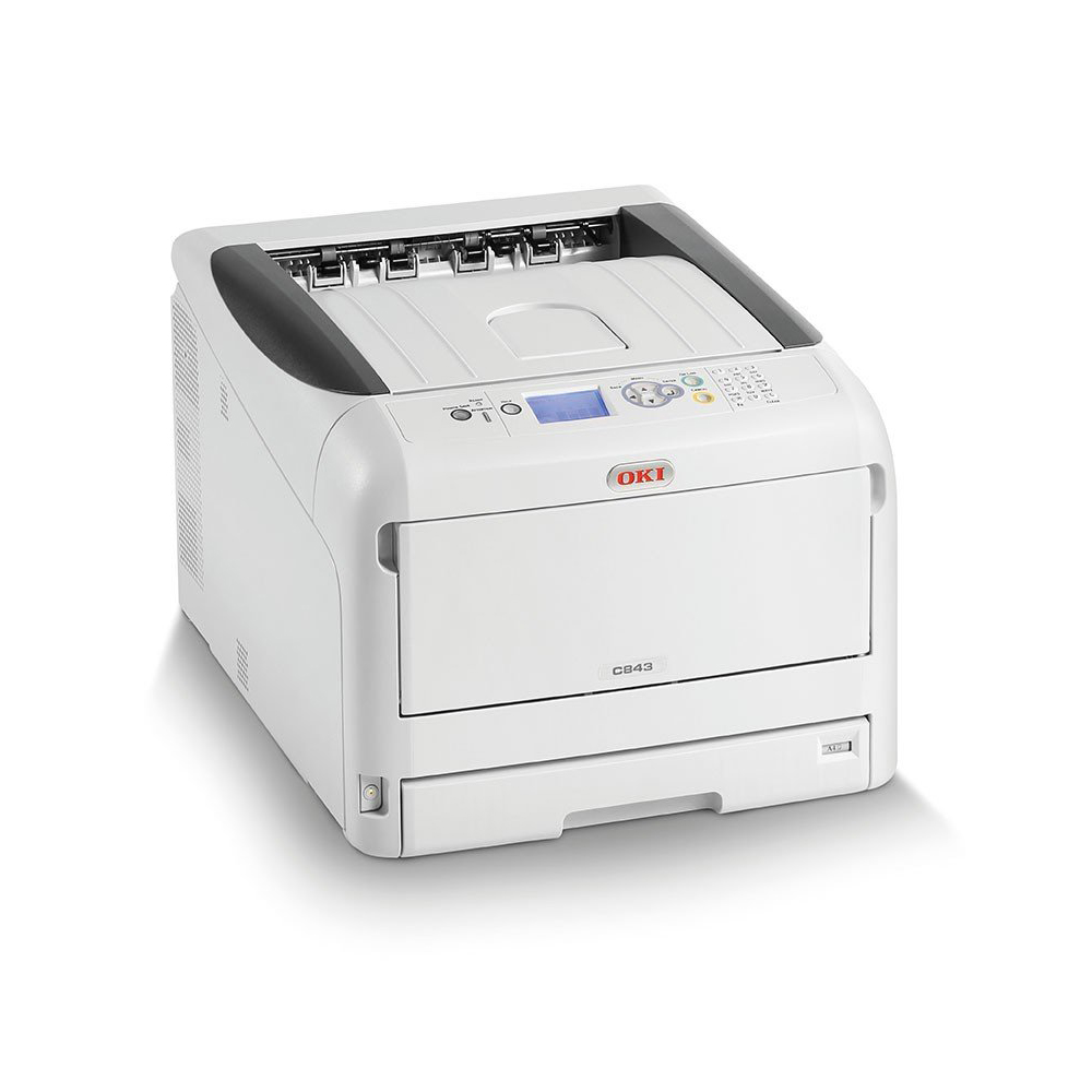 Oki C843dn A3 Colour Laser Printer