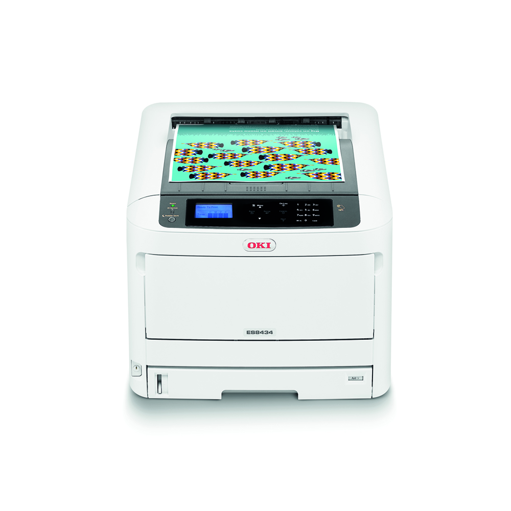 Oki ES8434dn A3 Colour Laser Printer