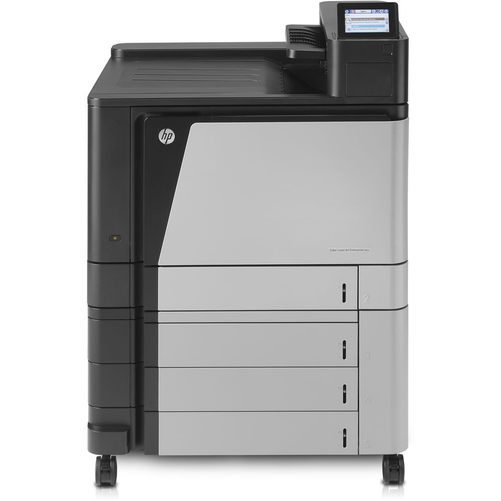 HP Laserjet Enterprise M855xh A3 Colour Laser Printer