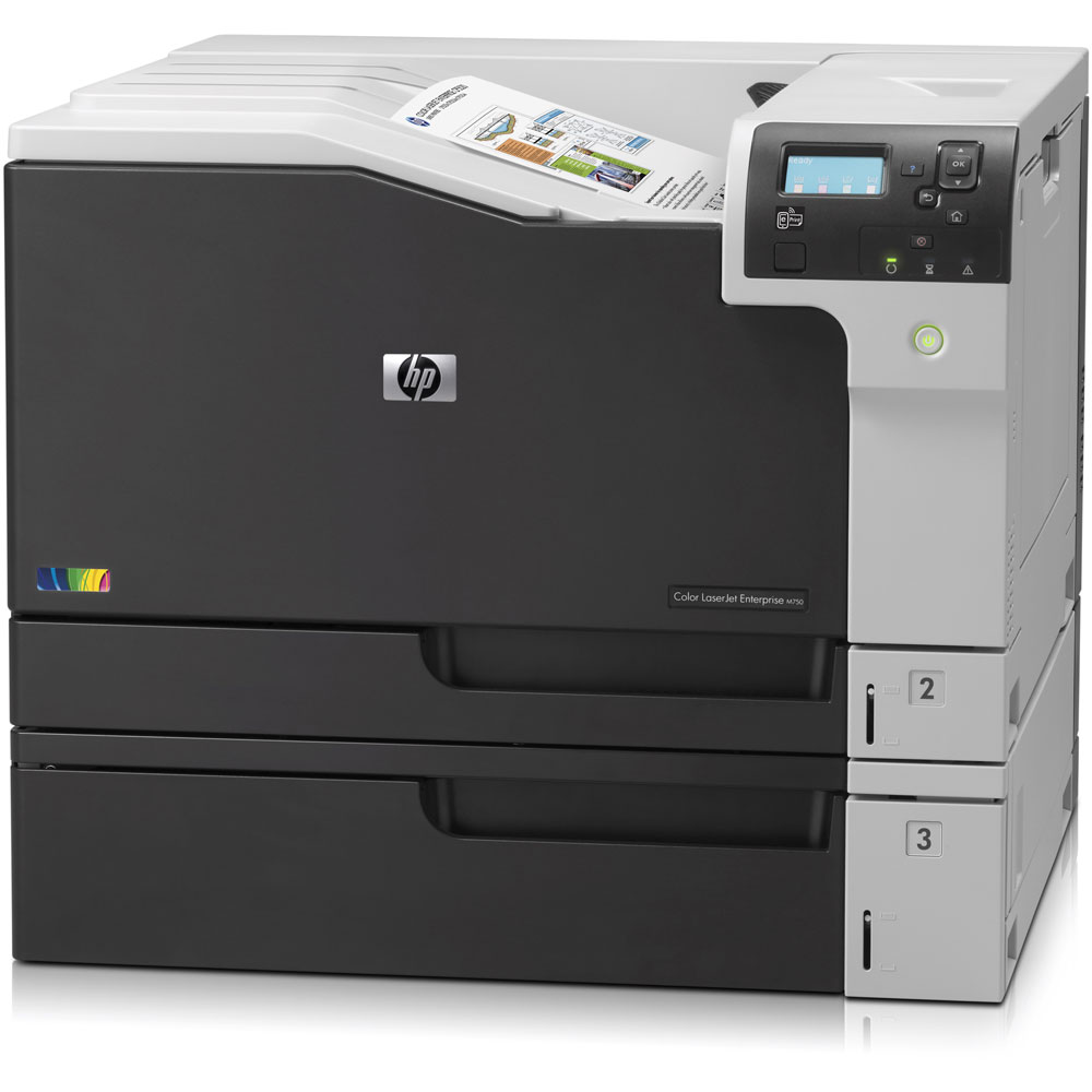 HP Laserjet Enterprise M750dn A3 Colour Laser Printer