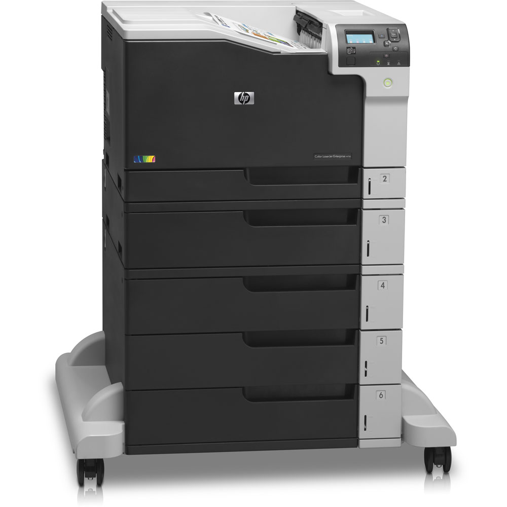 HP Laserjet Enterprise M750xh A3 Colour Laser Printer
