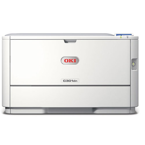 Oki C301dn Colour Laser printer