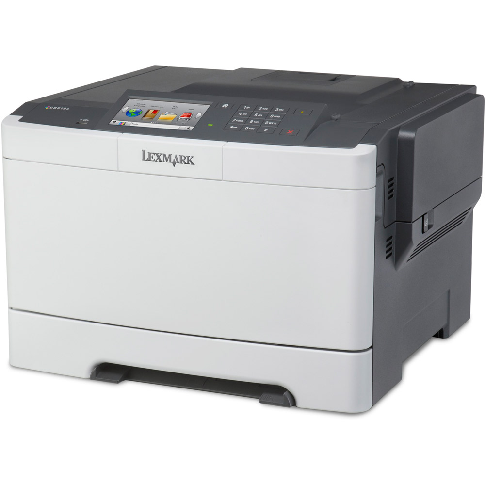 Lexmark CS510de A4 Colour Laser Printer