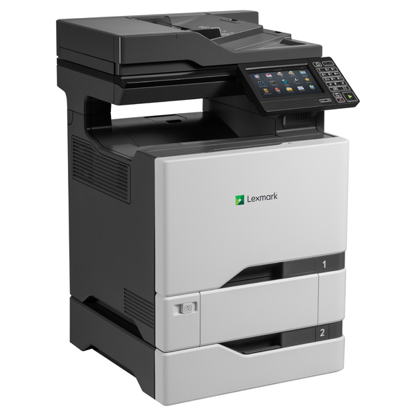 Lexmark CS720dte A4 Colour Laser Printer