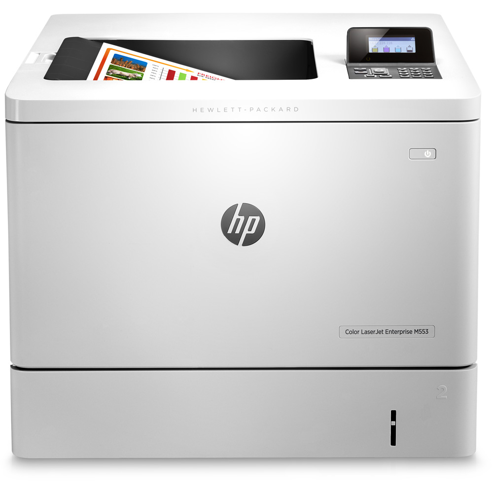 HP M553x A4 Colour Laser Printer