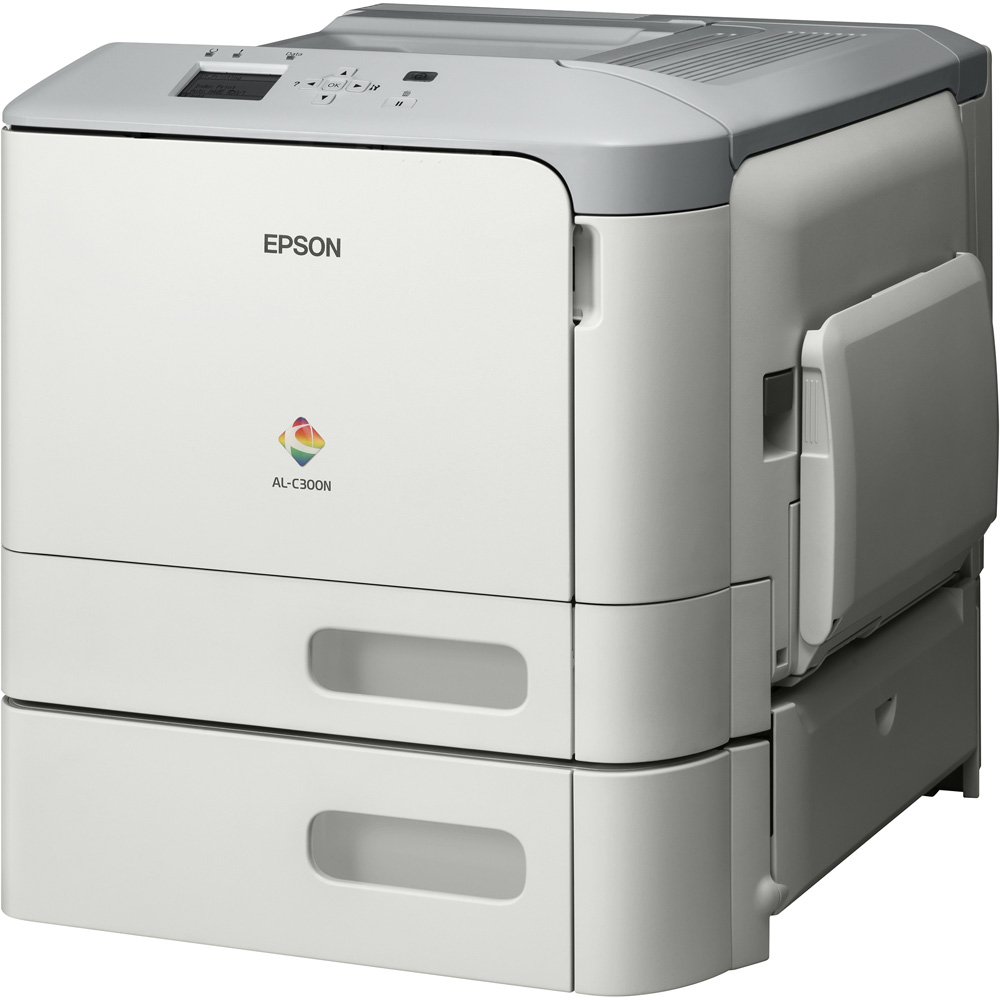 Epson WorkForce AL-C300TN A4 Colour Laser Printer