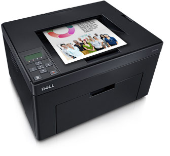 Dell Mini 12nw A4 Colour Laser Printer