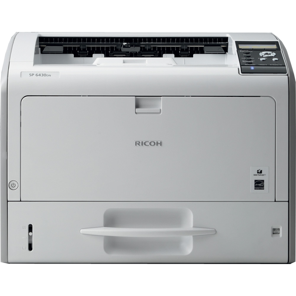Ricoh SP6430dn A3 Mono Laser Printer
