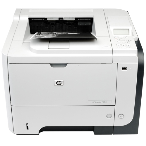 hp laserjet enterprise p3015 a4 mono laser printer. Black Bedroom Furniture Sets. Home Design Ideas