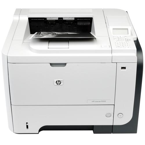 hp laserjet enterprise p3015 a4 mono laser printer. Black Bedroom Furniture Sets. Home Design Ideas