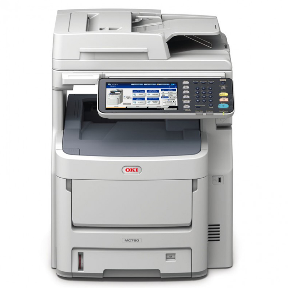 Oki MC760dn A4 Multifunction Printer