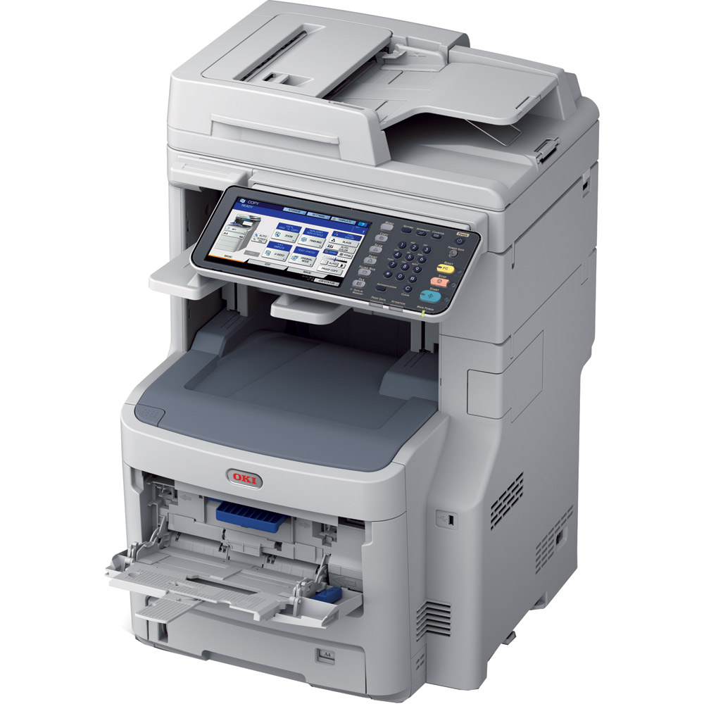 Oki MC780dfnfax A4 Multifunction Printer