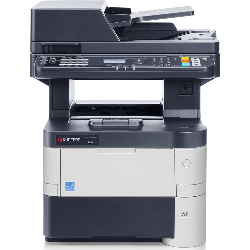 Kyocera ECOSYS M3040dn Mono A4 Multifunction Printer