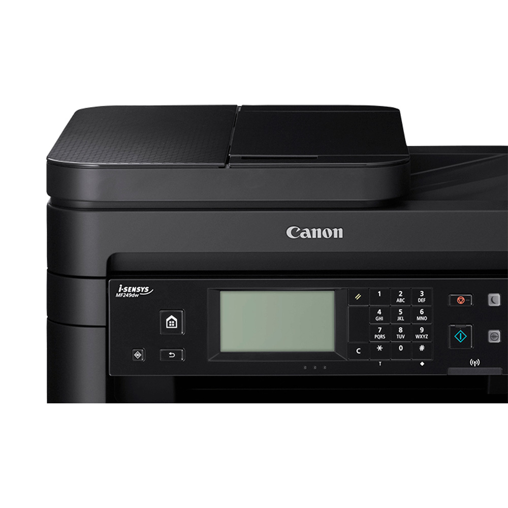 Canon i-SENSYS MF249DW A4 Multifunction Printer
