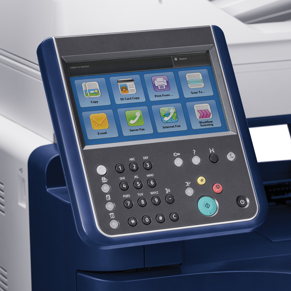 Xerox WorkCentre 3655X A4 Multifunction Printer