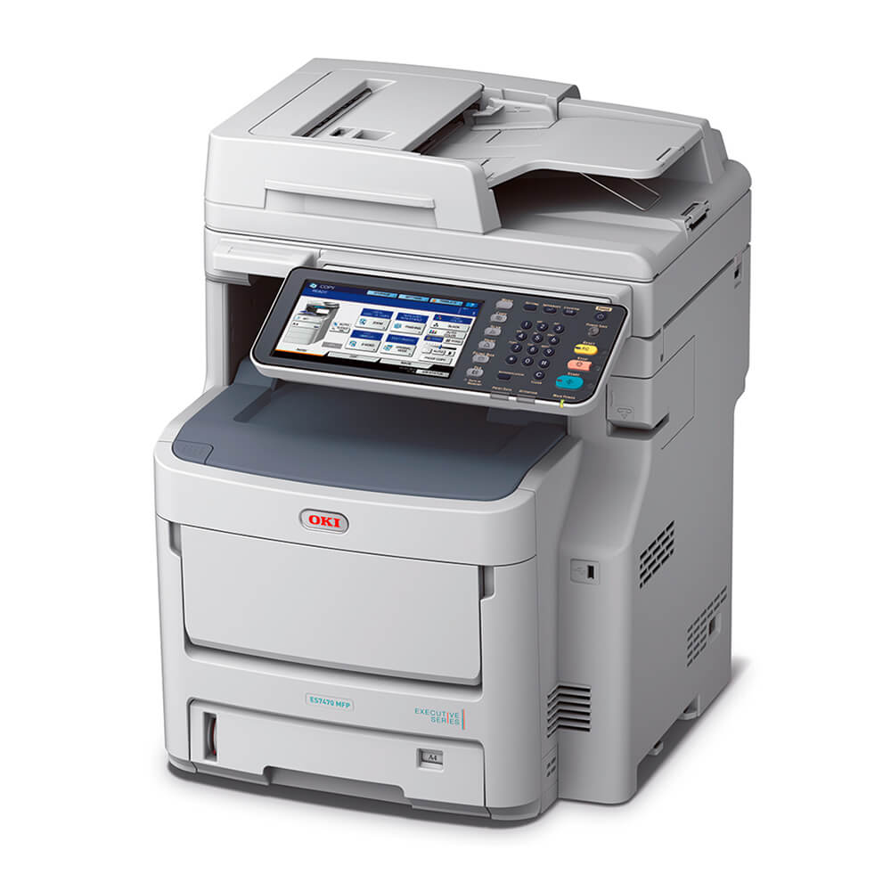 Oki ES7470dn MFP Colour Laser A4 Multifunction Printer