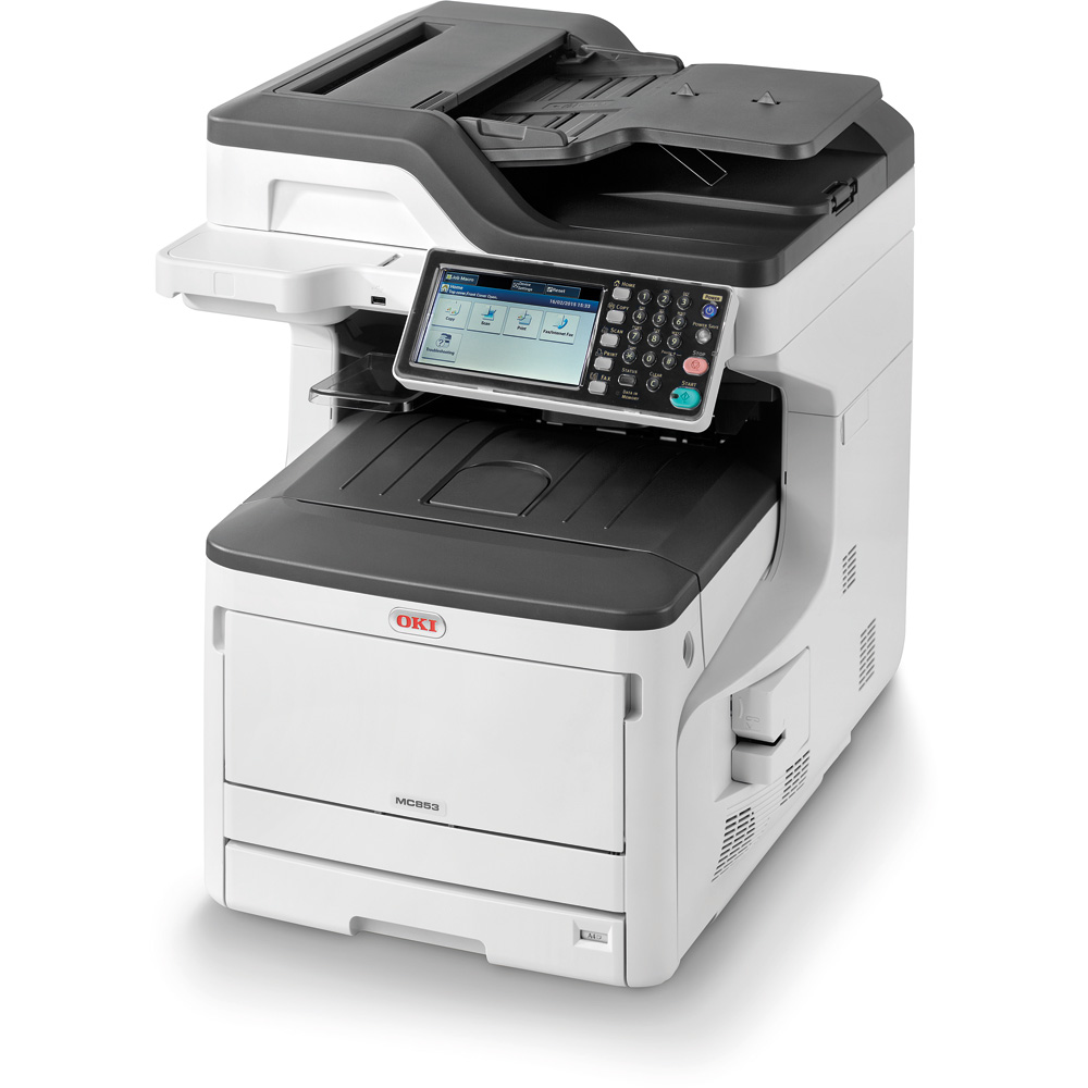 Oki MC853dn A3 Multifunction Printer