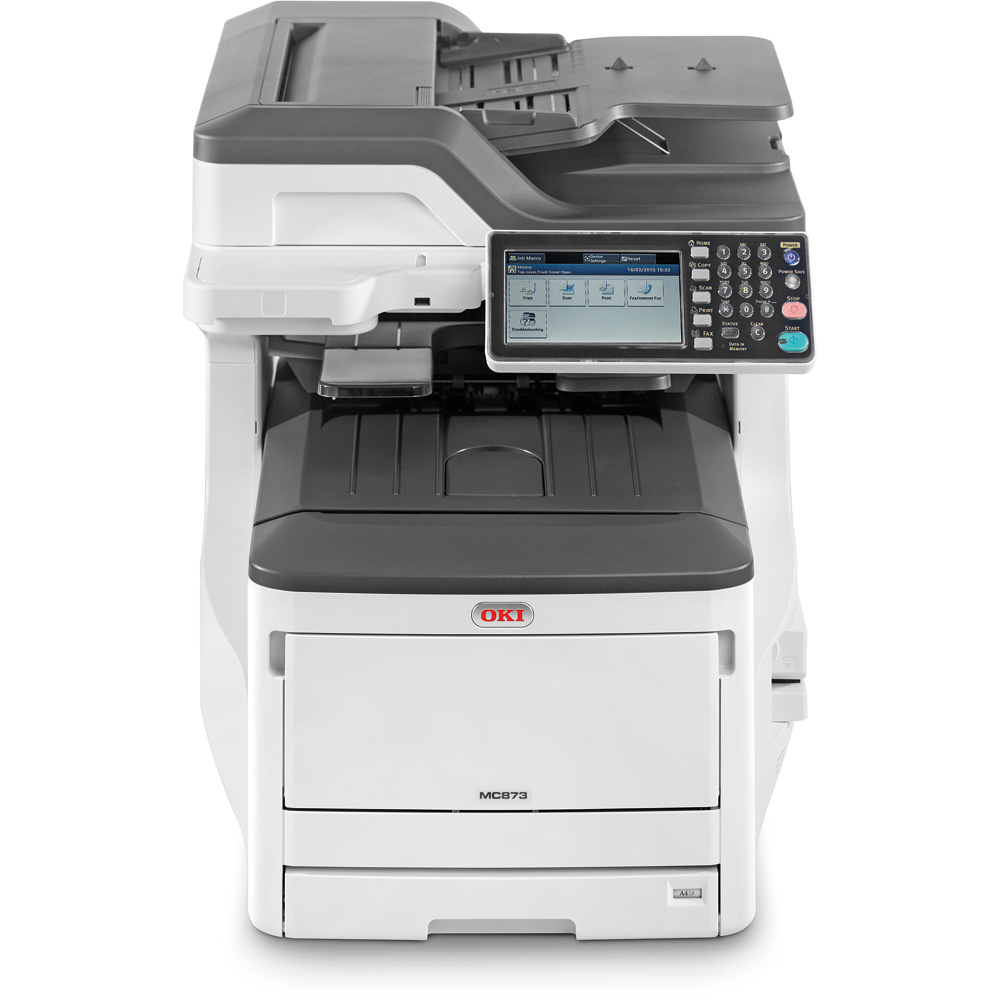 Oki MC873dn A3 Multifunction Printer